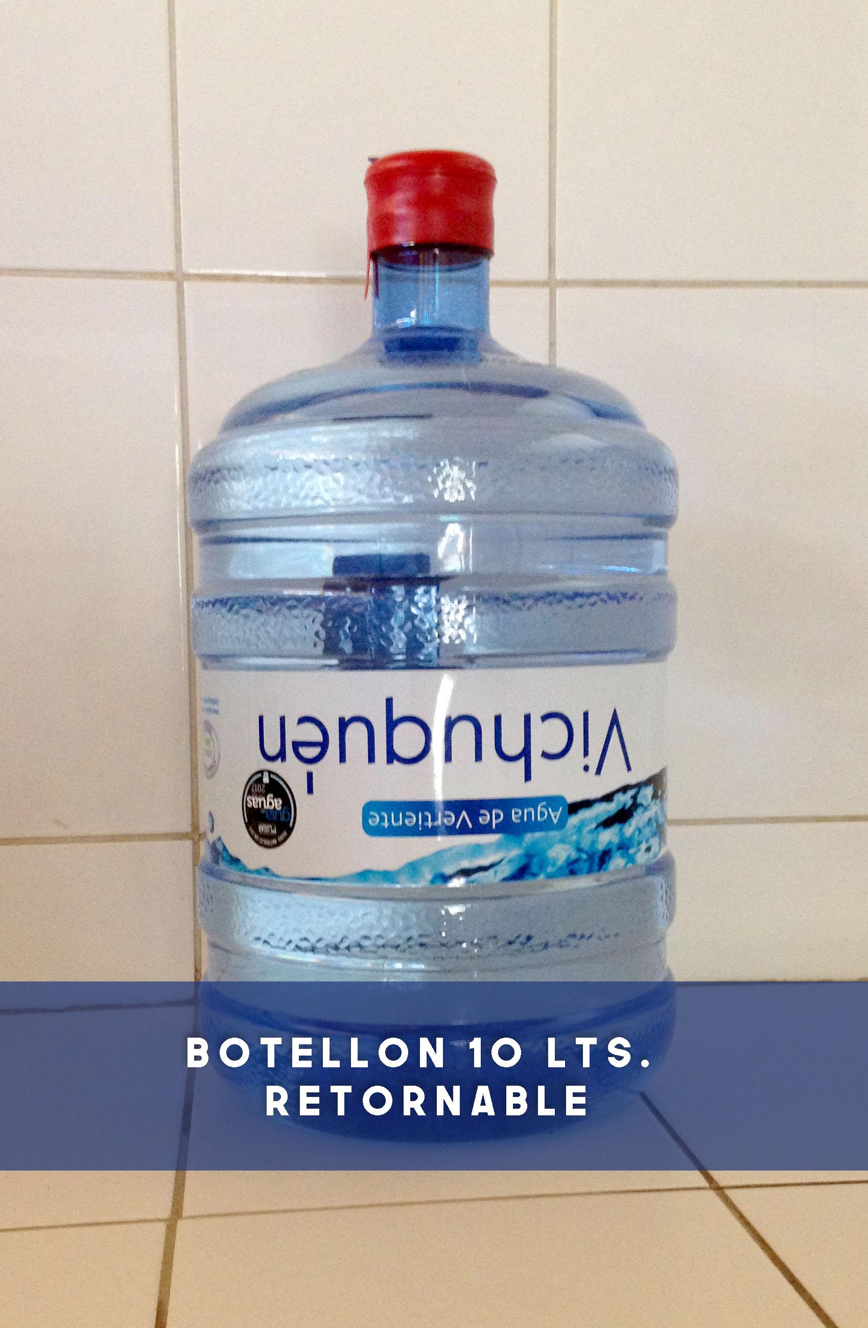 Botellon 10 Lts. Retornable